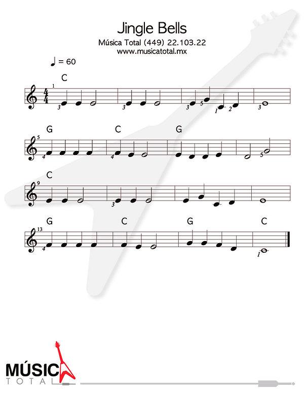 Teclado_Jingle_Bells_Partitura_Escuela_M