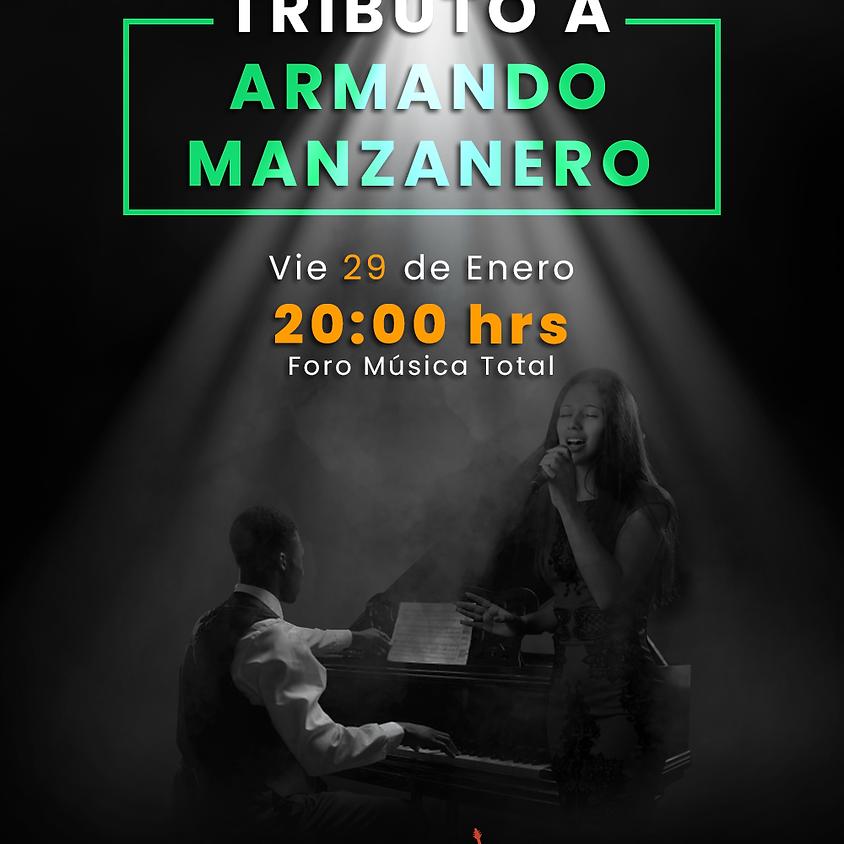 Tributo Acústico a Armando Manzanero