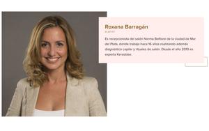 Roxana Barragán capacitadora exprerta EduKer