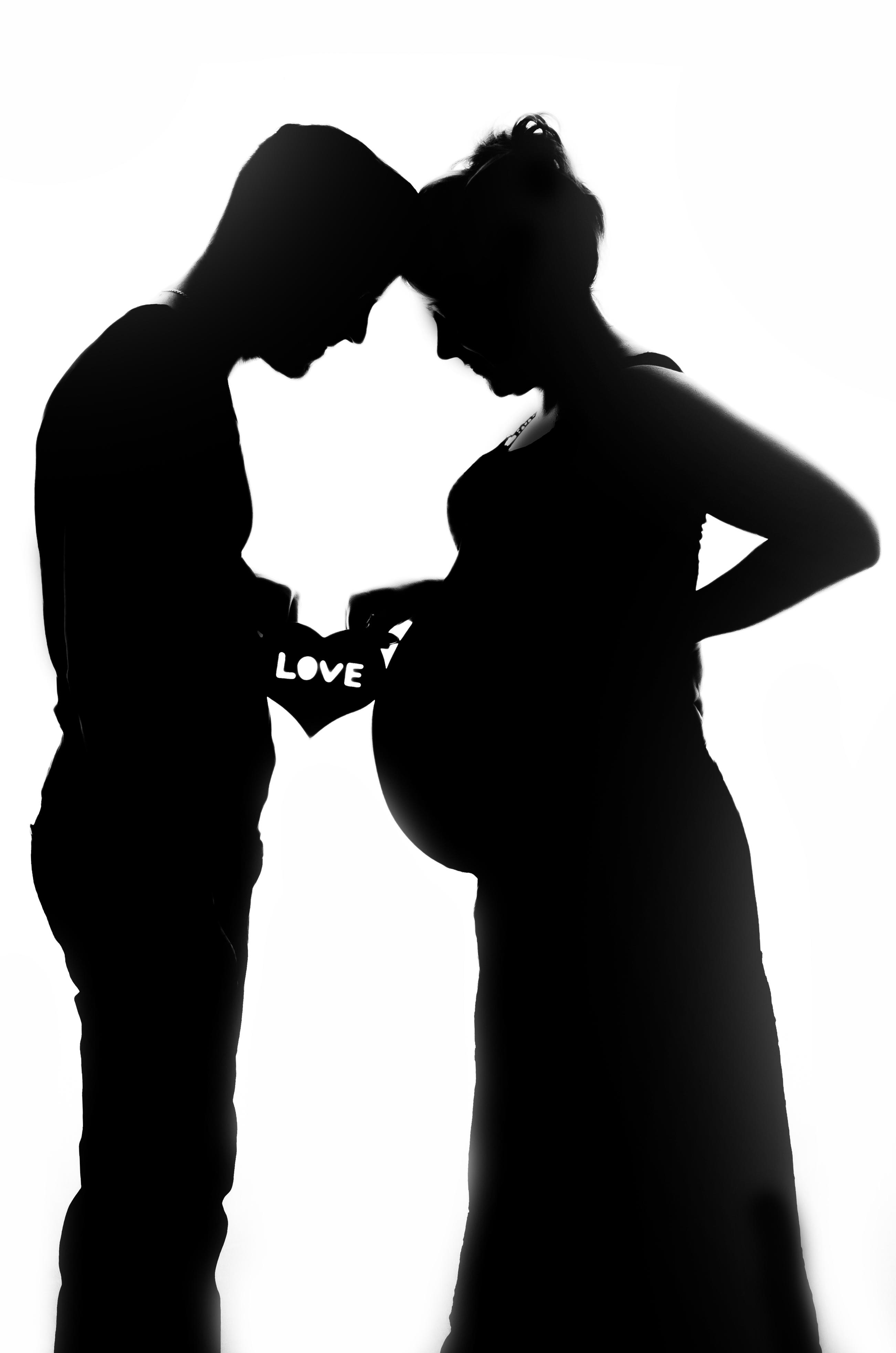 Maelou | grossesse, couple