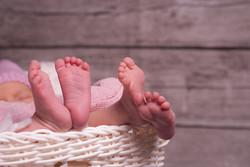 Maelou | nouveau-né, jumeaux