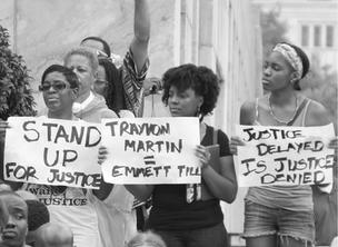 Trayvon Martin Rally 002
