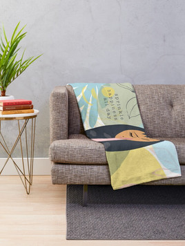Click here to view our collection of THROWS