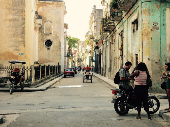Streets of Cuba 004