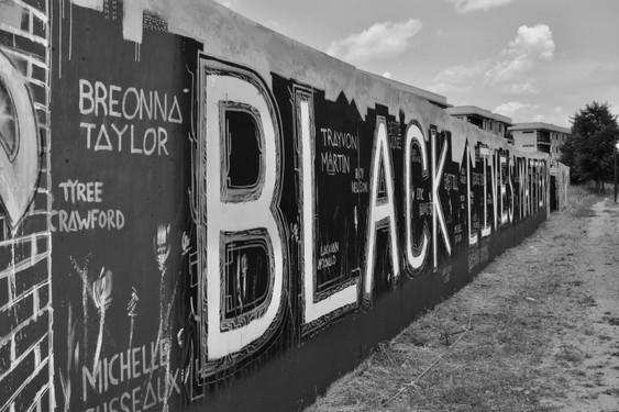 Black Lives Matter 2020