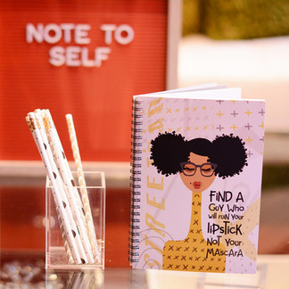 Click here to view our collection of NOTEBOOKS