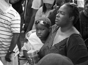 Trayvon Martin Rally Atlanta