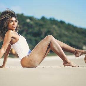 A beleza da mulher negra