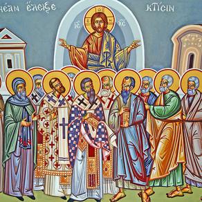 The One, Holy, Catholic, and Apostolic Bride