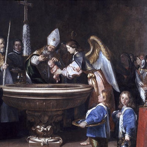 John Davenant on Baptismal Regeneration