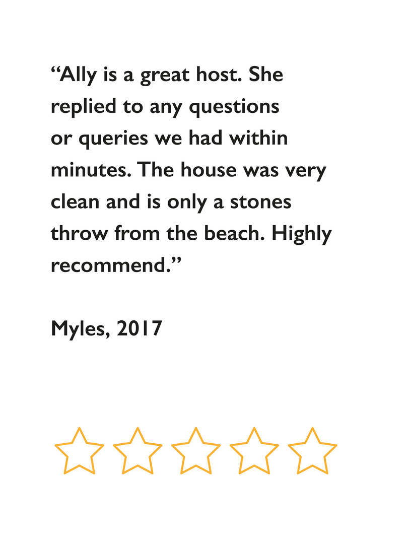 Myles' review