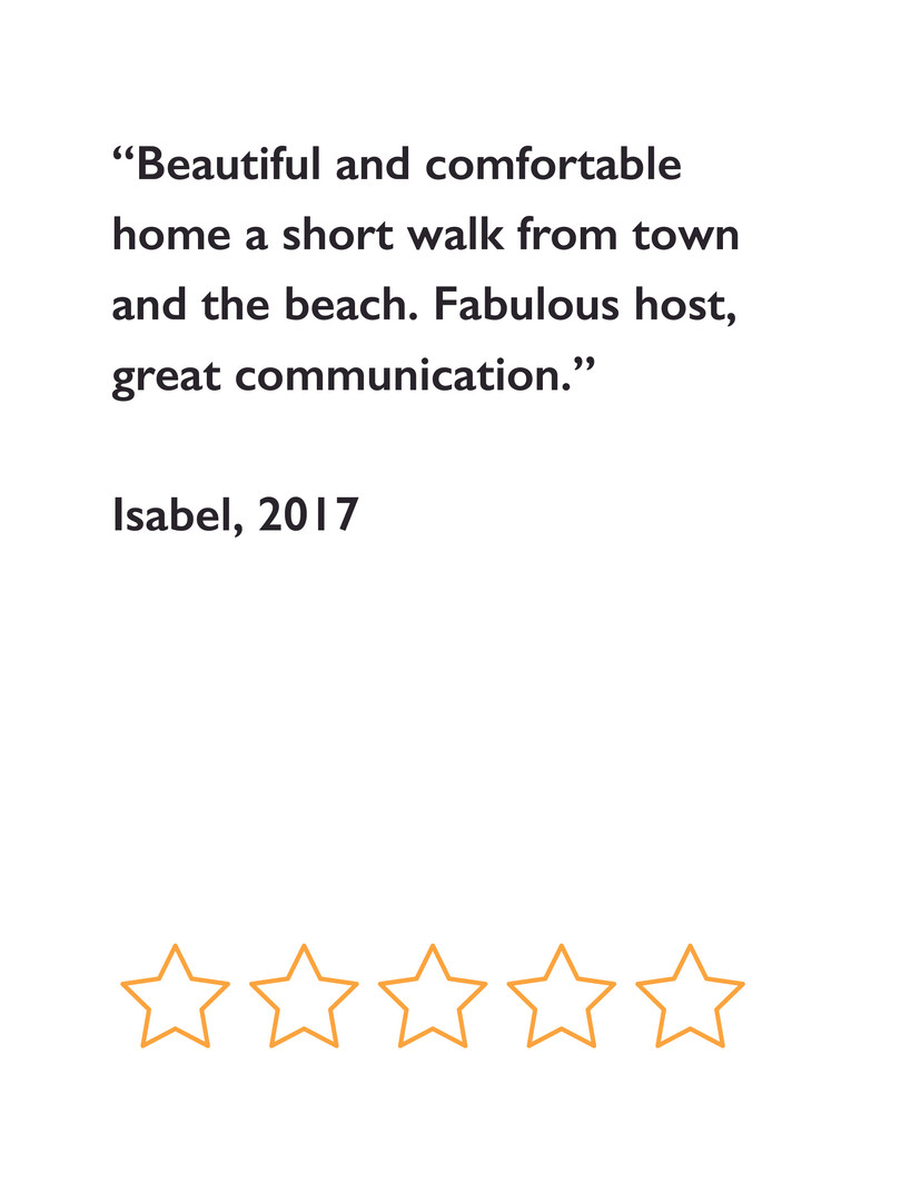 Isobel's review, 2017