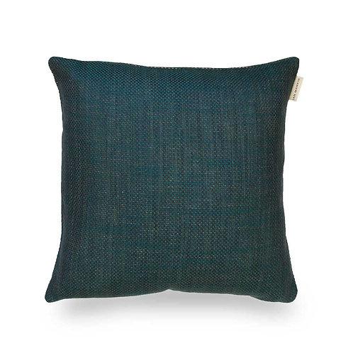 Perth Small Cushion - Peacock
