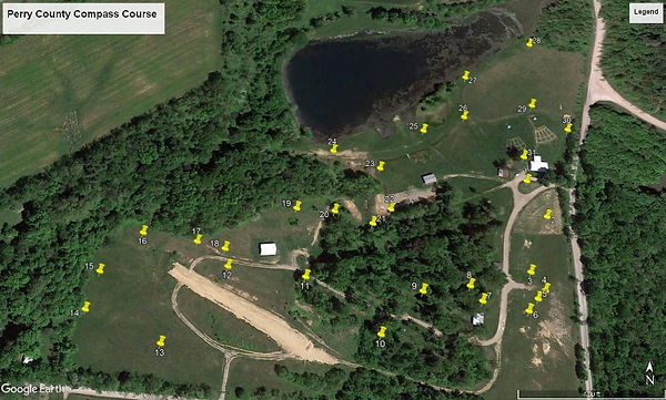 Perry County Compass Course Satellite