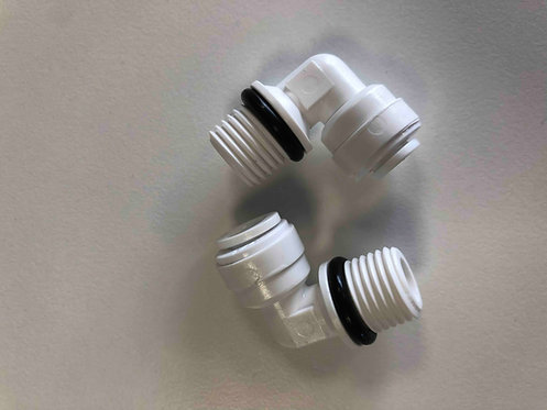 Coudes filtres Aquabio