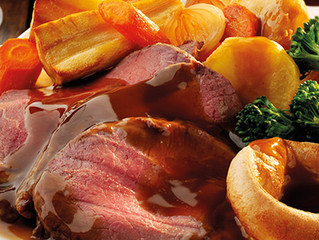 Sunday Lunches are here!