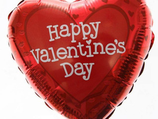 Happy Valentines to all our Customers