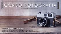 CORSO di FOTOGRAFIA - Livello BASE