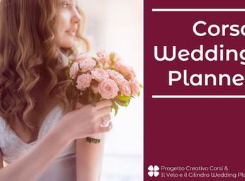 CORSO di WEDDING & EVENT PLANNER