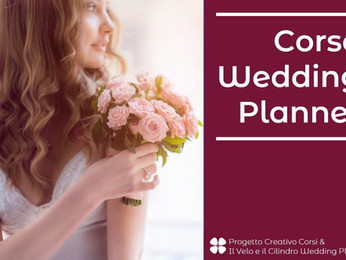 CORSO di WEDDING & EVENT PLANNER