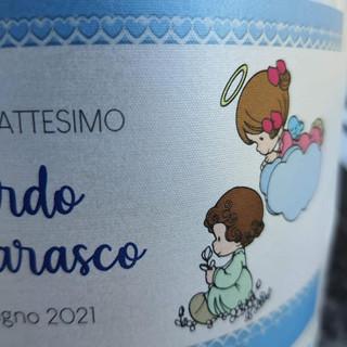 Realizzazione grafica e stampa etichetta Vino