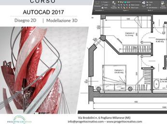 CORSO di AUTOCAD 2D e 3D