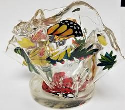 Butterfly/Ladybug Vessel