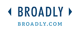 Broadly logo