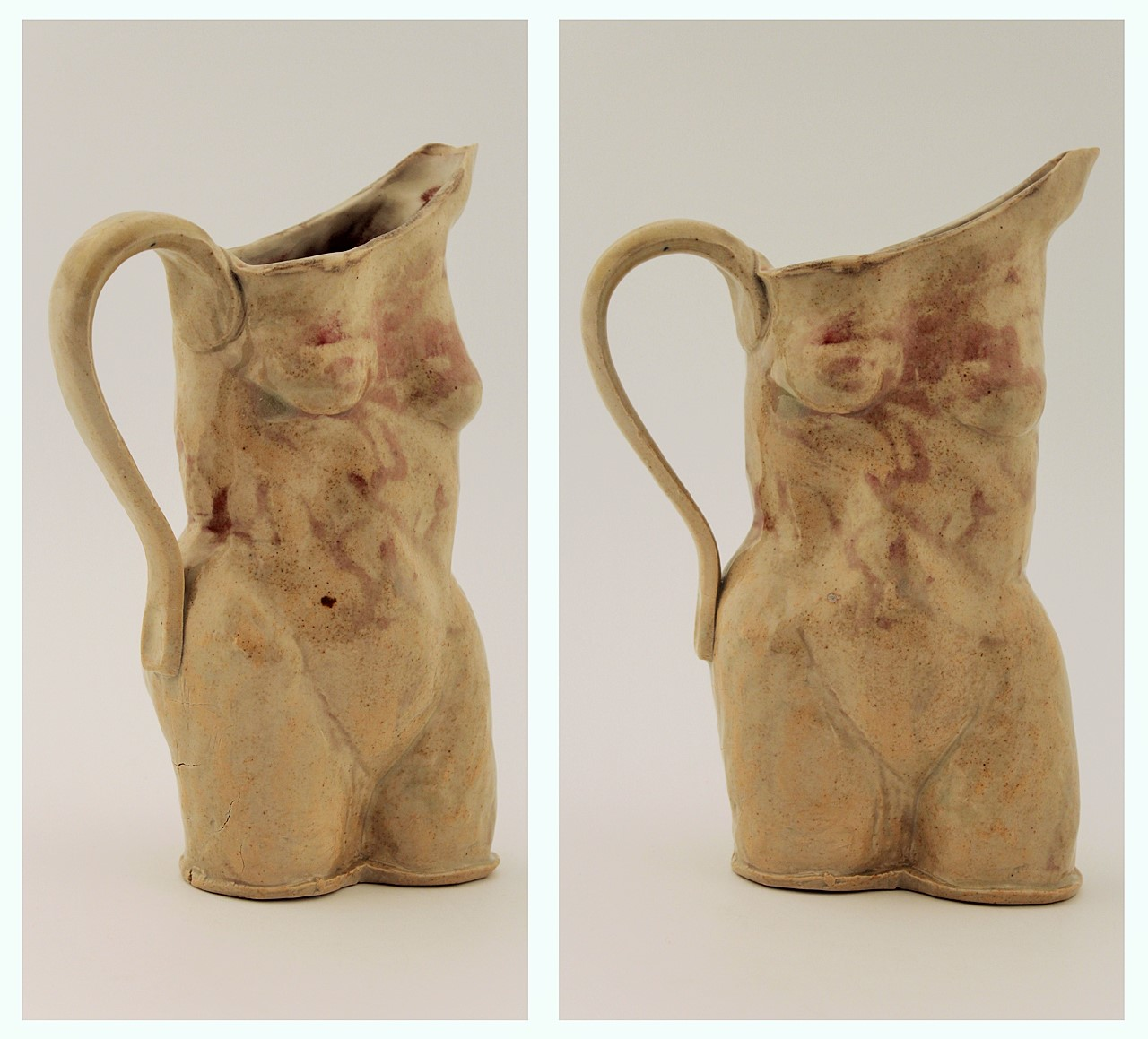 Body Pot Pitcher
