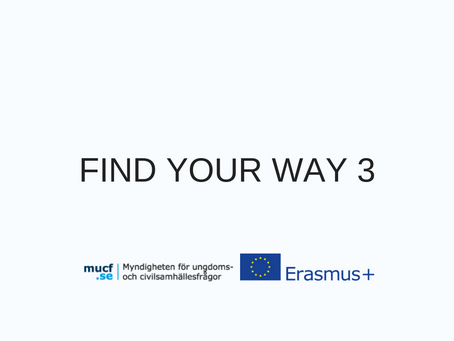 FIND YOUR WAY 3