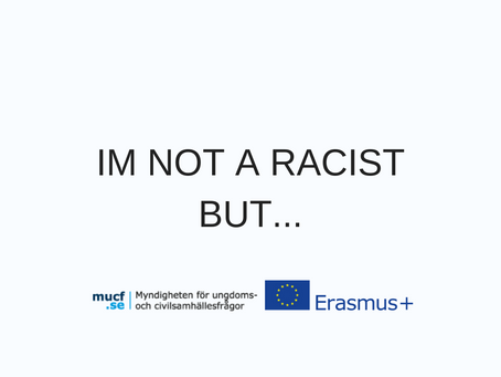 IM NOT A RACIST BUT...