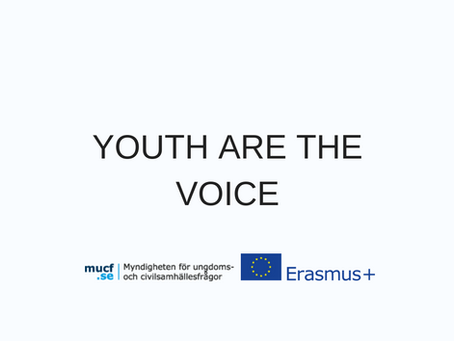 YOUTH ARE THE VOICE