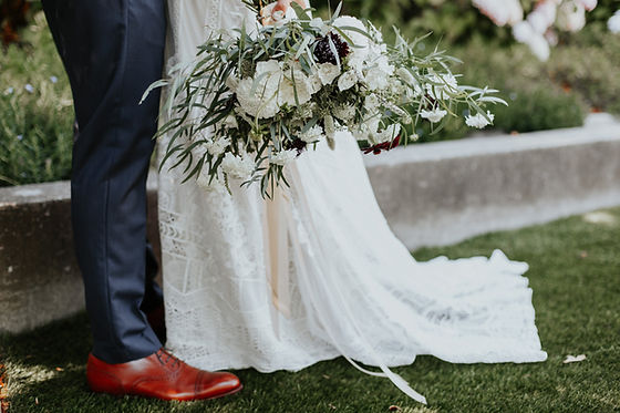 It's all in the details wedding planning