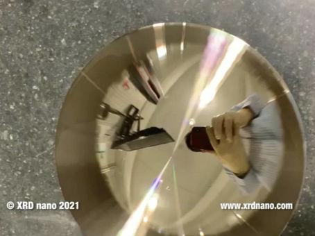 150 mm Diameter, Fresnel Lens Tool