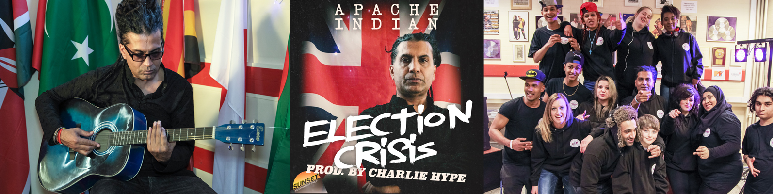 Apache Indian Blasts Establishment