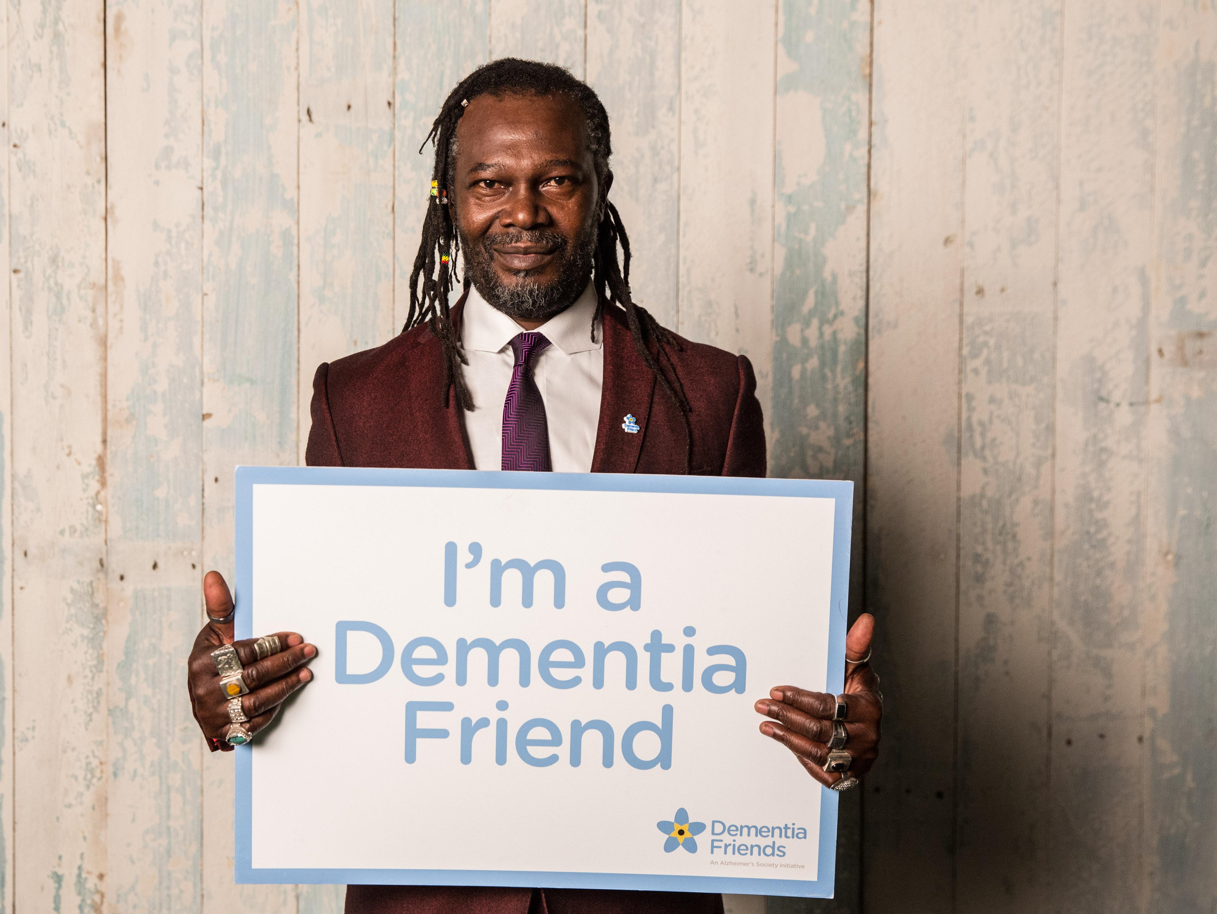 Dementia Friends Campaign.