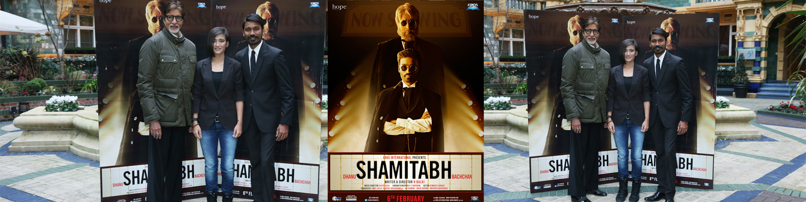 Shamitabh - The Man Behind The Voice