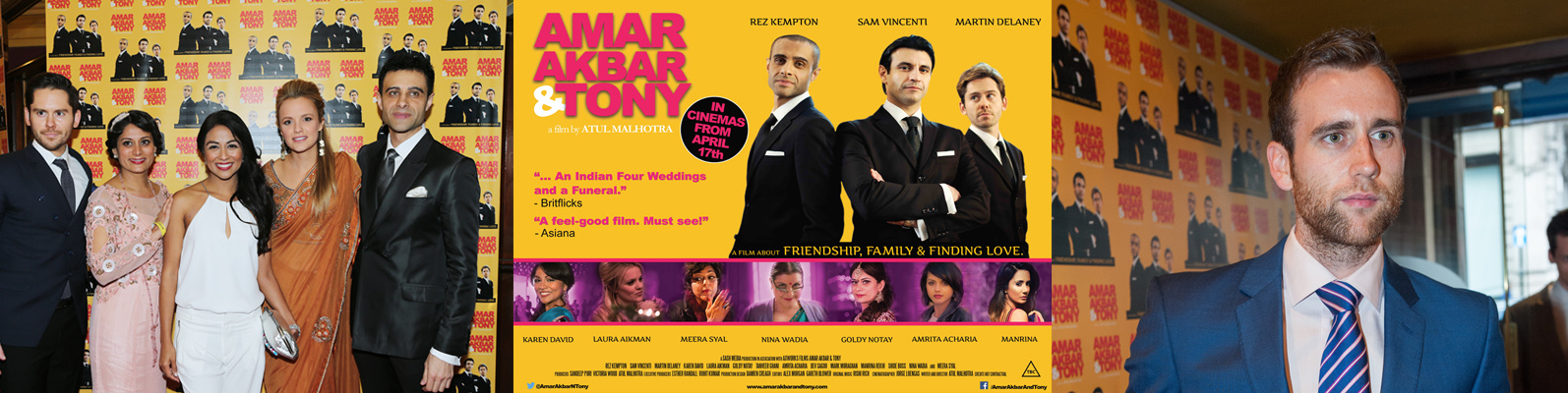 Amar Akbar & Tony Premiere