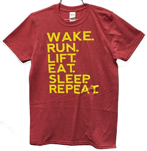 6400-Wake Run