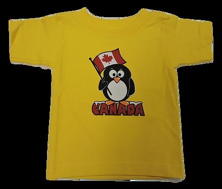 310-Penguin Flag