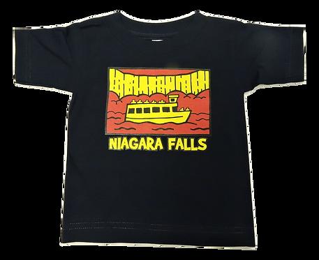 310-Niagara Falls Cartoon Boat