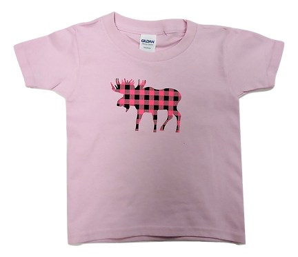 310-Plaid Moose