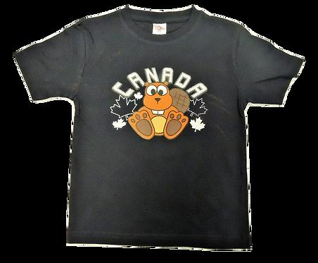 310-Canada Single Beaver White