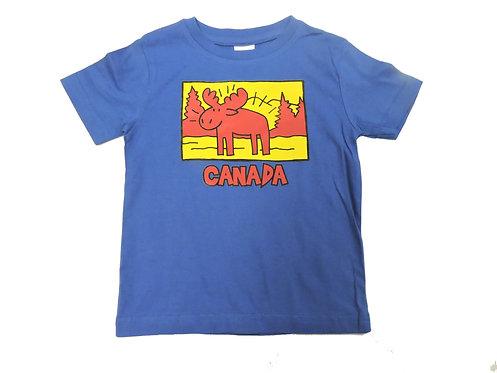 310-Moose Cartoon
