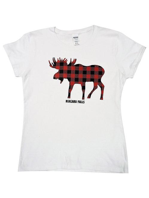 5000L-Plaid Moose Red