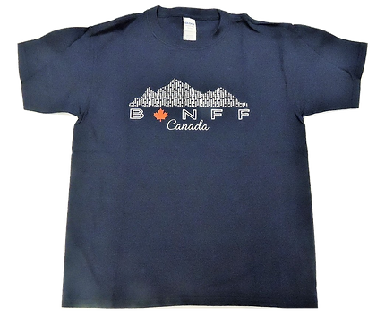 7101-Banff Skyline