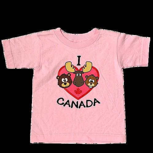 310-I Love Canada