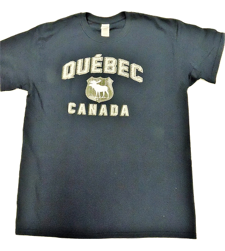 7101-Quebec Moose Puff