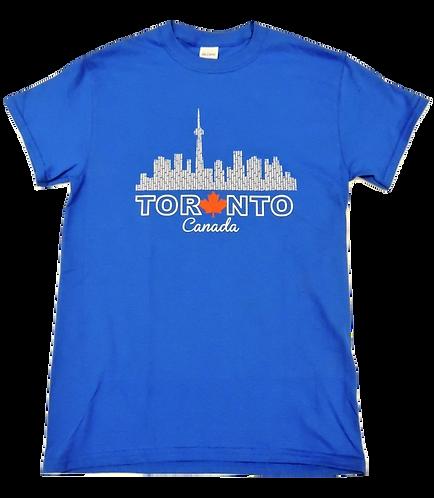 7101-Toronto Skyline