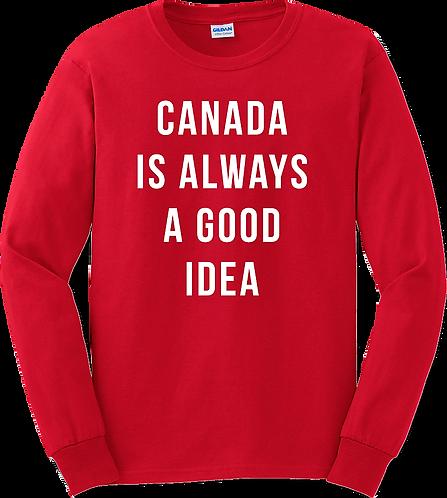 5400-Canada Good Idea